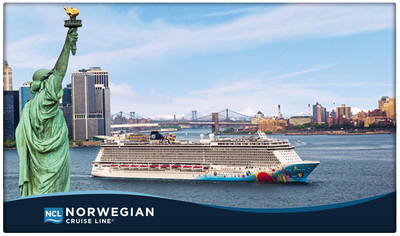 Norwegian Cruise Line - All Work No Play Promotion